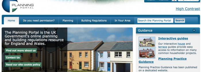 Richard Carr Planning Portal