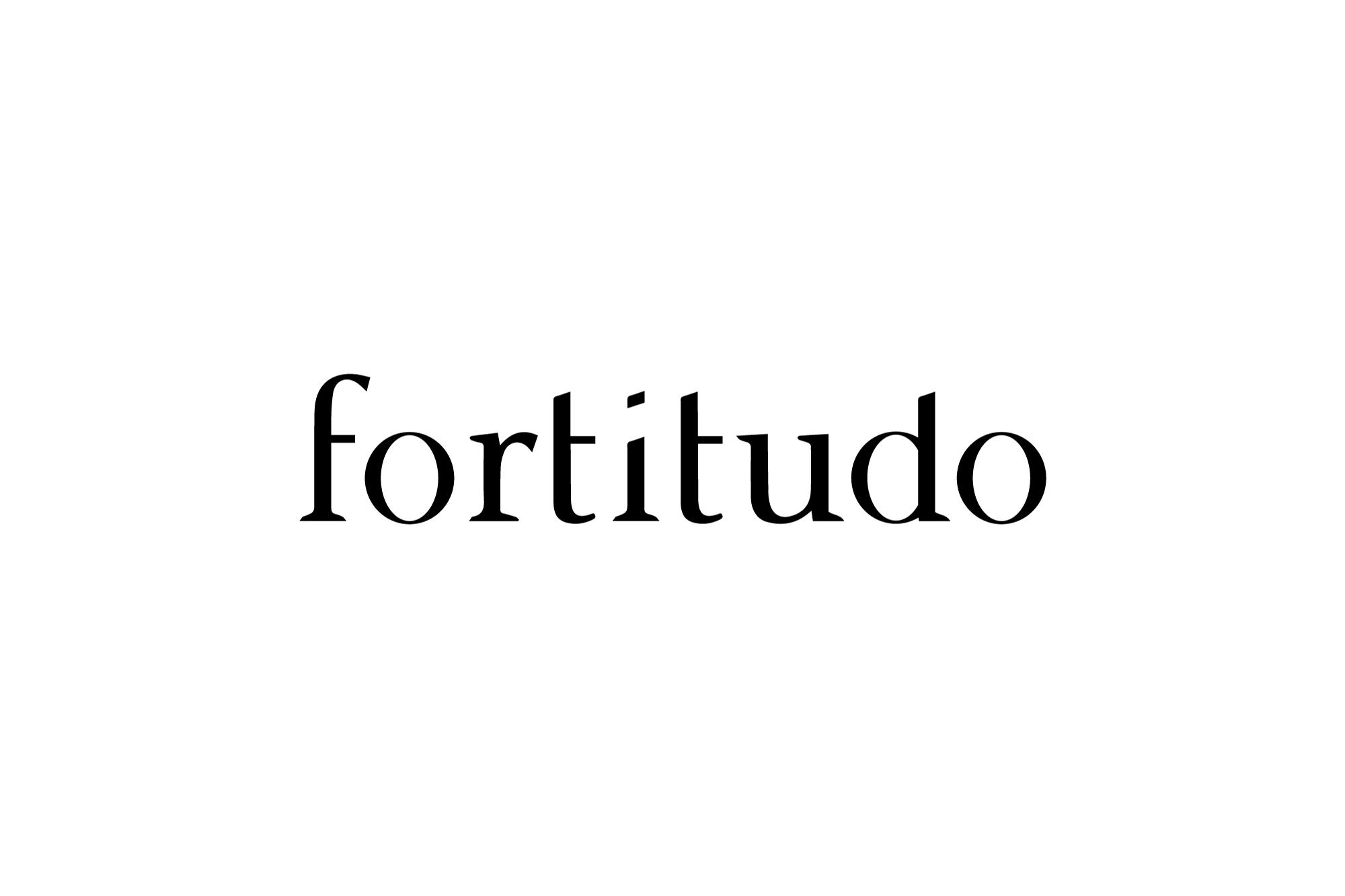 Fortitudo property logo