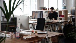 Richard carr millenial office design