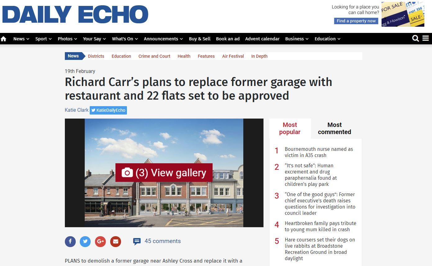 Richard Carr 22 flats 2